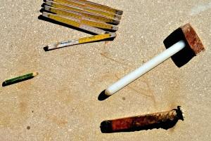 Copia di martello trachite cava