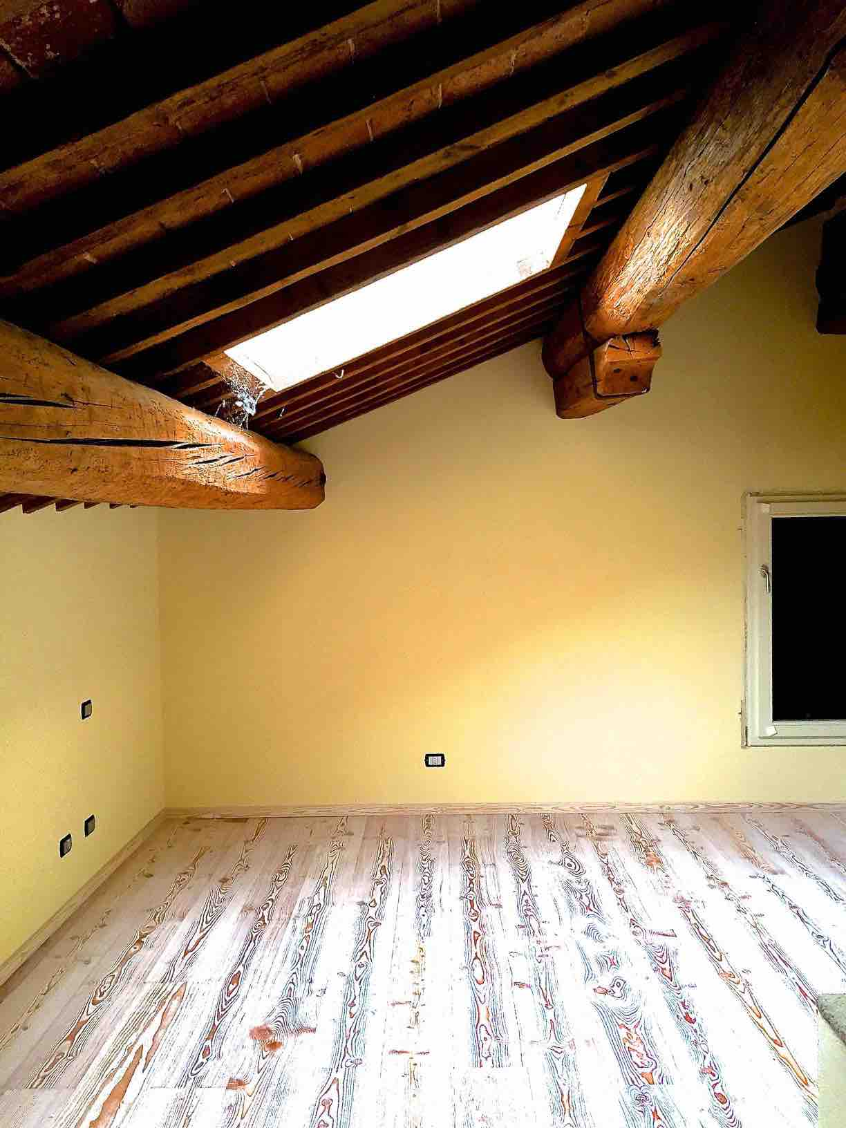 Loft mansardato @Villa Marin -PD-